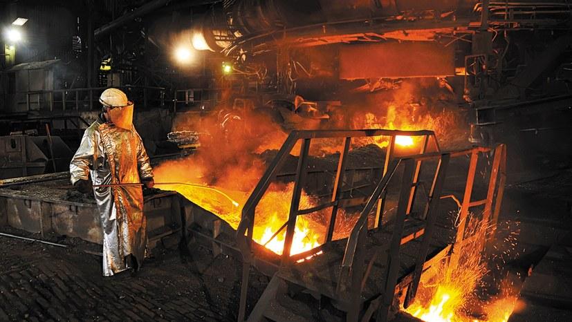 Greenwashing der Stahlkonzerne – Umweltschutz geht anders